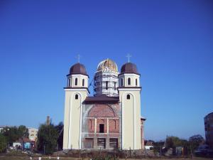 Acoperis biserica